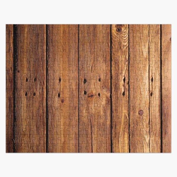 #wood, #hardwood, #dark, #log, carpentry, rough, pine, old, desk, horizontal, plank, flooring, wood paneling, backgrounds Jigsaw Puzzle