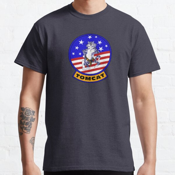 F-14 Tomcat Insignia Classic T-Shirt