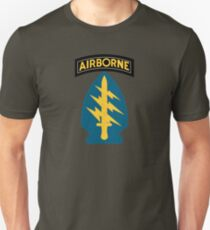 Airborne Army Special Forces Insignia T-Shirt