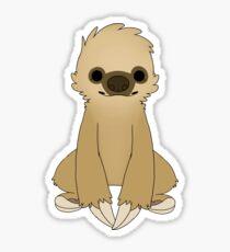 Hoffmann Sloth Sticker