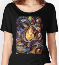 THIRD EYE - ABSTRACT Women's Relaxed Fit T-Shirt