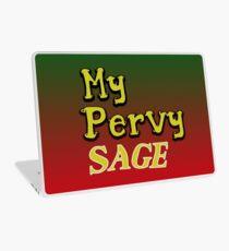 Pervy Sage Laptop Skin