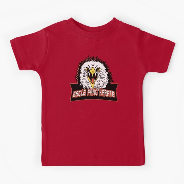 Eagle Fang Karate - Alta calidad Camiseta para niños
