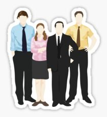 The Office Sticker Sticker