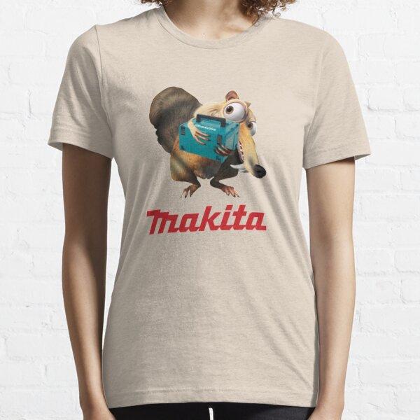 Logotipo de Makita Camiseta esencial