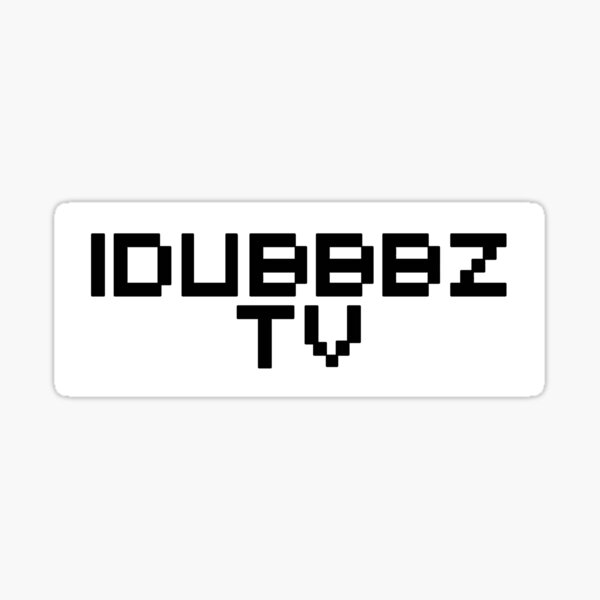 idubbbz tv  Sticker