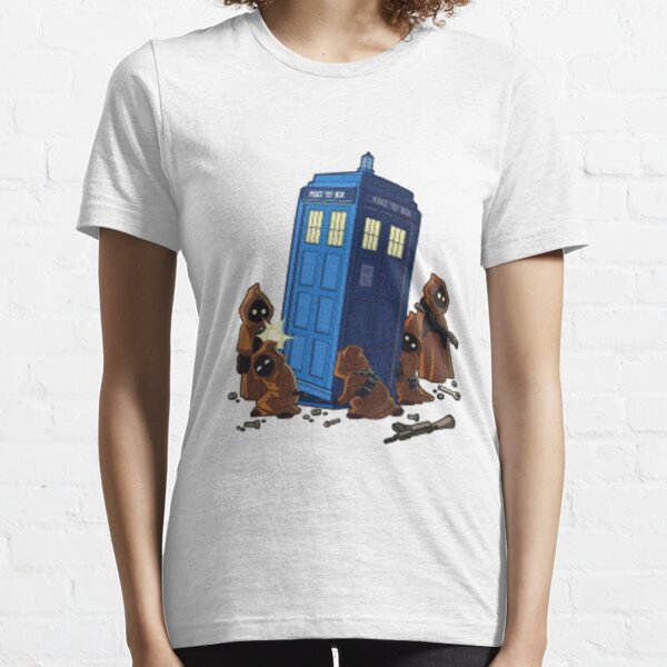 dessin animé T-shirt essentiel
