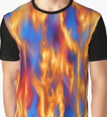 Torched Graphic T-Shirt