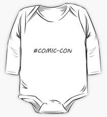 #Comic Con Baby Body Langarm