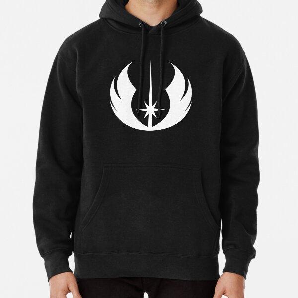 Emblema Jedi Sudadera con capucha