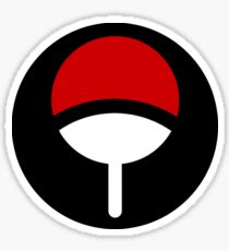 Uchiha clan Sticker