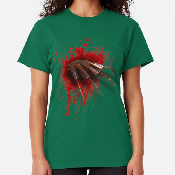 Freddy's Gonna Get You Classic T-Shirt