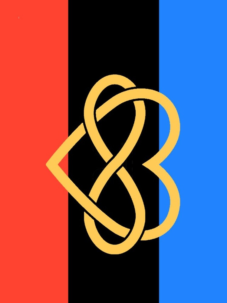 Polyamory Flag by polyphiliashop