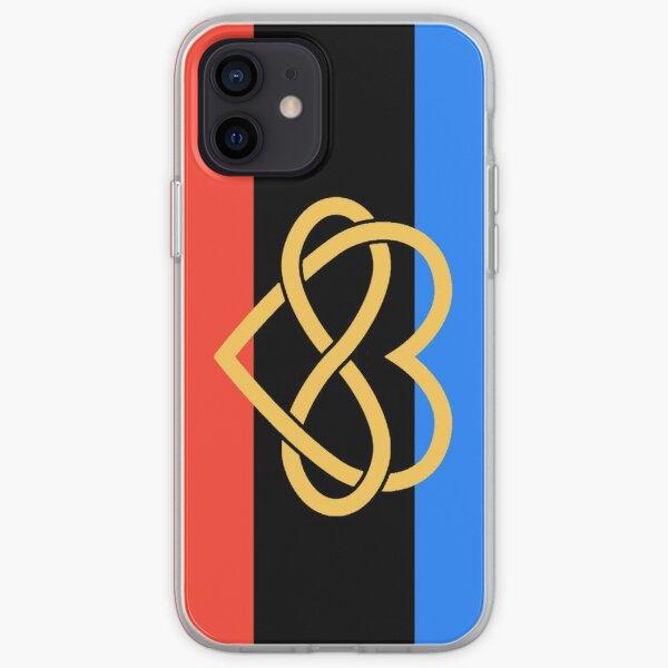 Polyamory Flag iPhone Soft Case