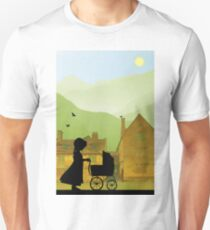 Childhood Dreams, The Pram Unisex T-Shirt