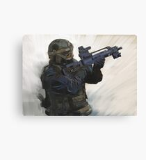 Special Force Canvas Print