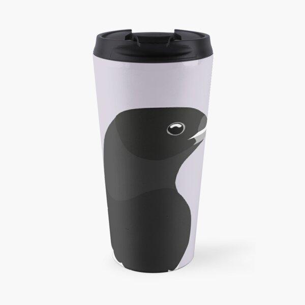 Magpie close up Travel Mug