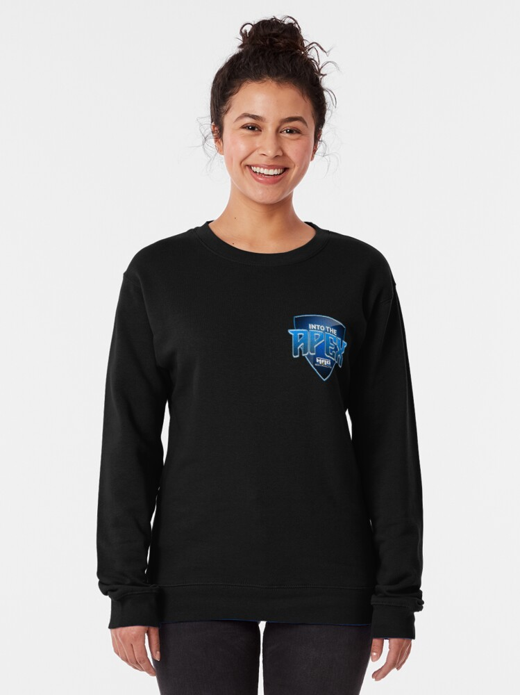 Alternate view of Into The Apex Pullover Sweatshirt