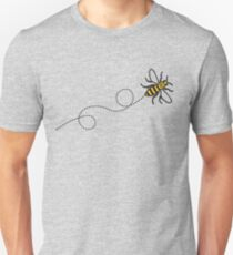 Flying Manchester Bee, Classic Edition Unisex T-Shirt