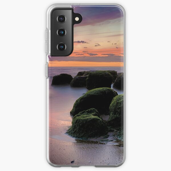 The Boulders of Hunstanton Beach Samsung Galaxy Soft Case