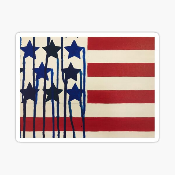 America Love Sticker