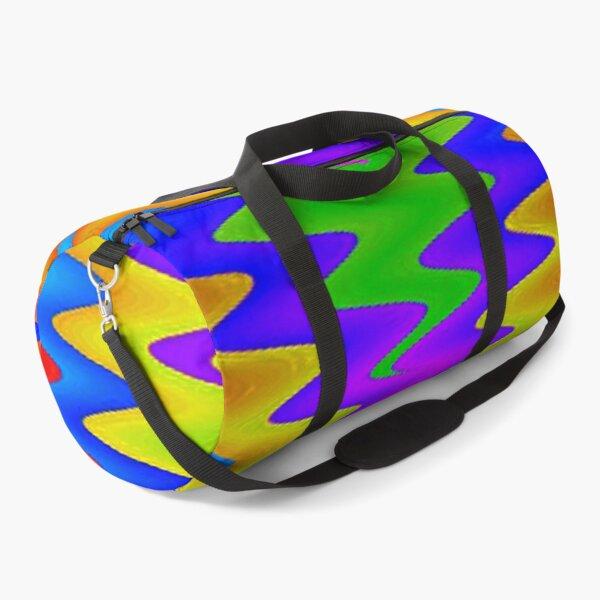 VIBRANIUM Duffle Bag