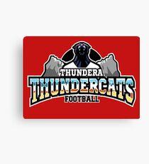 Thundera Thundercats Canvas Print