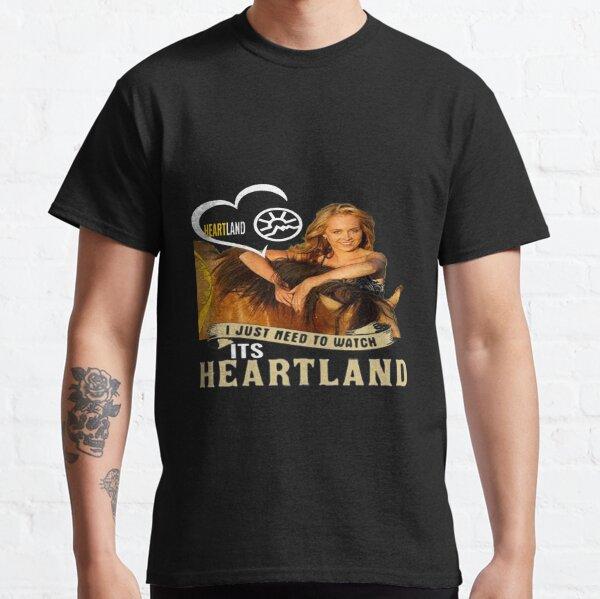 t-shirt heartland classique T-shirt classique