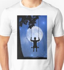 Childhood dreams, The Swing Unisex T-Shirt