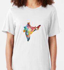 India Slim Fit T-Shirt