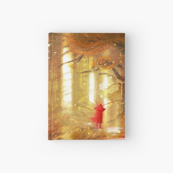 Where is the Wolf ? Hardcover Journal