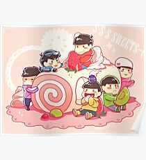 S-S-SWEETS Poster
