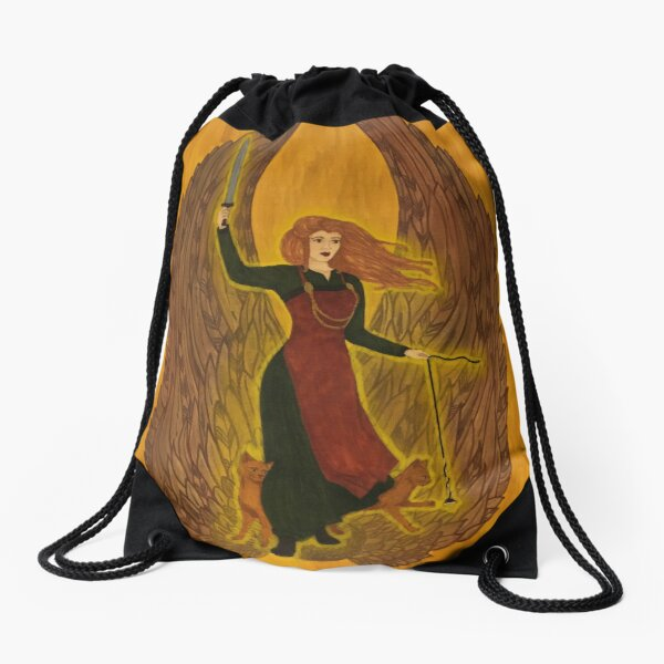 Freyja Drawstring Bag