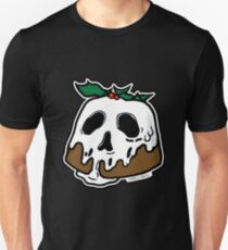 Poison Christmas Pudding T-Shirt