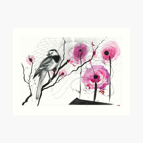 Waiting for the Spring (I) Art Print