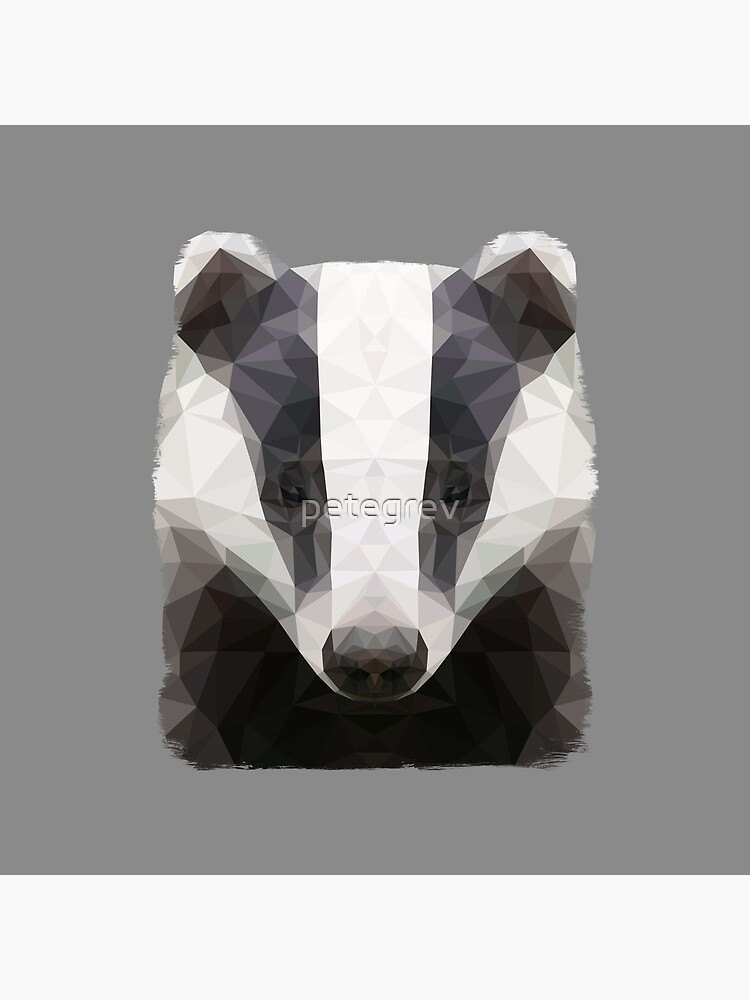 The Badger by petegrev