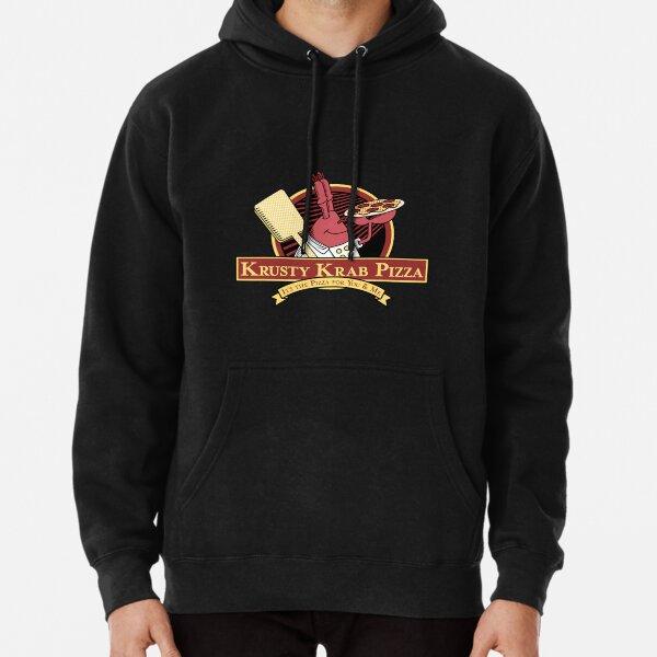 Krusty Krab Pizza Hoodie