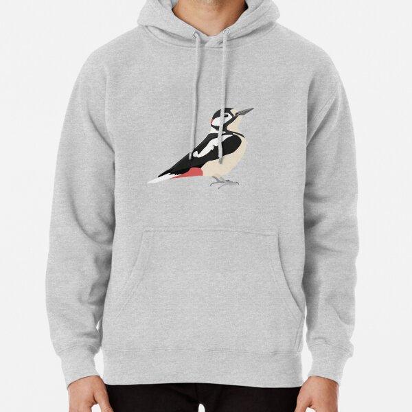 Woodpecker Pullover Hoodie