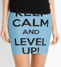 Level Up! Mini Skirt