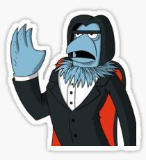 Sam Eagle - Opera Man Sticker
