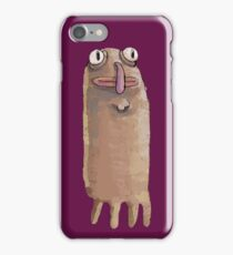 Poo Sausage iPhone Case/Skin