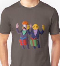 Beaker & Dr Bunsen - Dick in a box T-Shirt