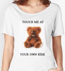 Conceptual Funny Cute Teddy Roar Women's Relaxed Fit T-Shirt