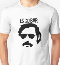Pablo Escobar Slim Fit T-Shirt