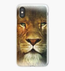 Narnia Lion iPhone Case/Skin