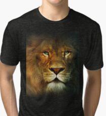 Narnia Lion Tri-blend T-Shirt
