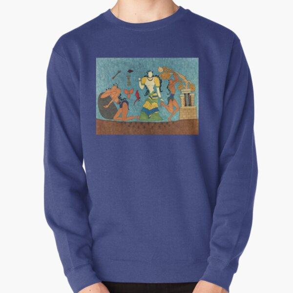 The Archanes Fourni Ring Pullover Sweatshirt