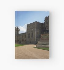 The castle quad Hardcover Journal