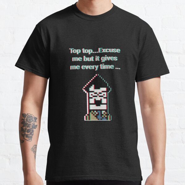 Top Policarpo Camiseta clásica