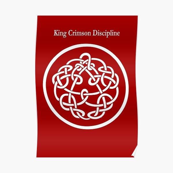 King Logo Poster